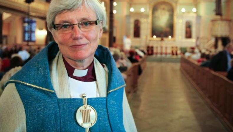 Архиепископ Антье Жакелен