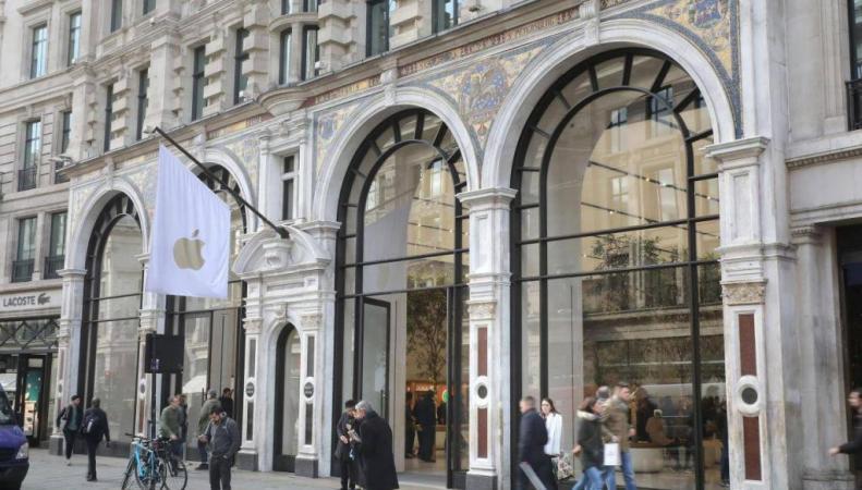 магазин Apple Store в Лондоне