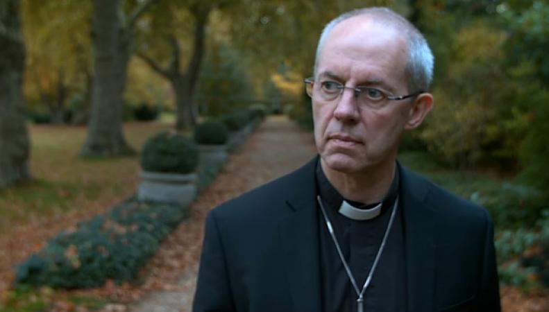 архиепископ Джастин Уэлби