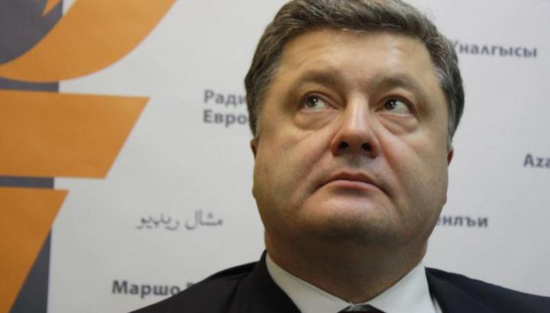 Порошенко требует наказания для России, архивное фото: Новая Газета