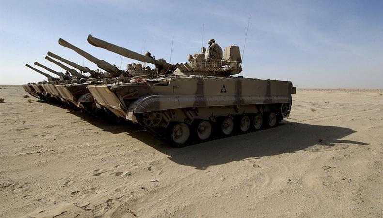 армия ОАЭ