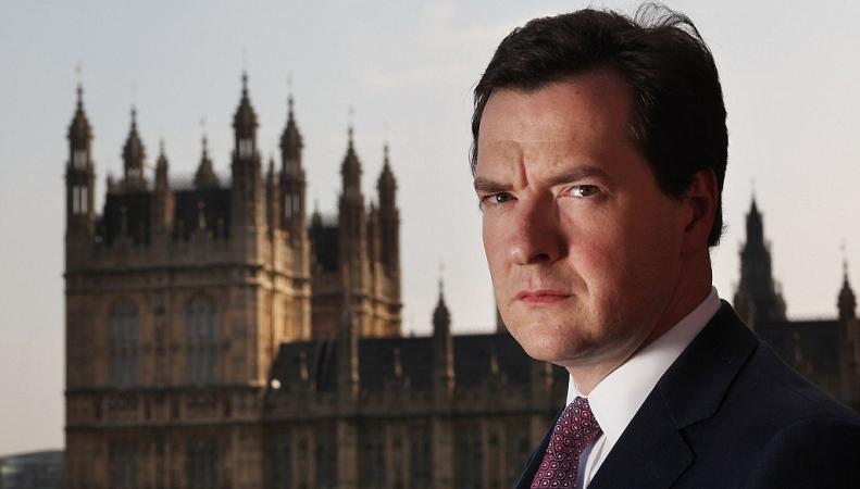 Минфин Британии испугался международного кризиса