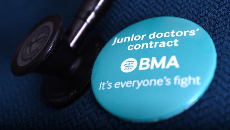 забастовки врачей NHS