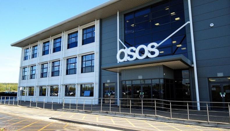 Asos не выдерживает натиска китайских фабрик по производству одежды