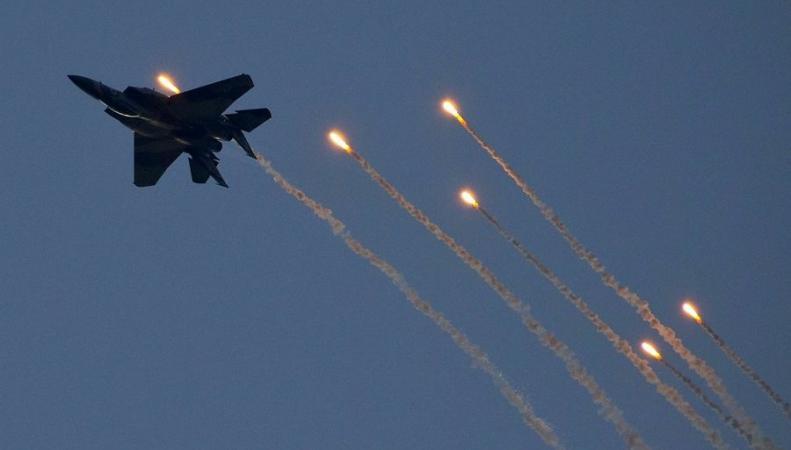 "США наносит авиаудары по боевикам ""ИГ"""