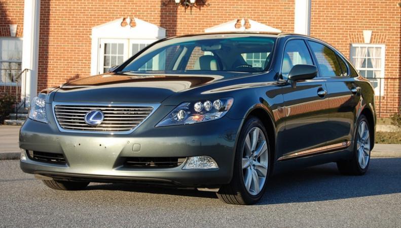 Lexus LS 600 H L