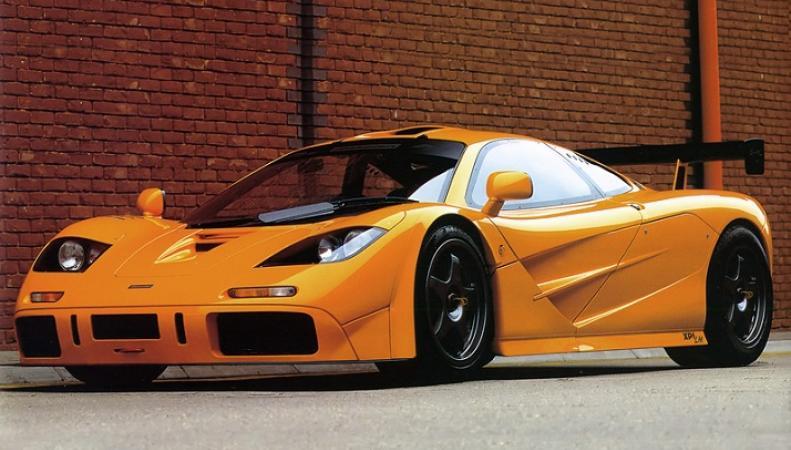 На аукционе Sotheby`s продадут MCLaren F1 за $12 млн.