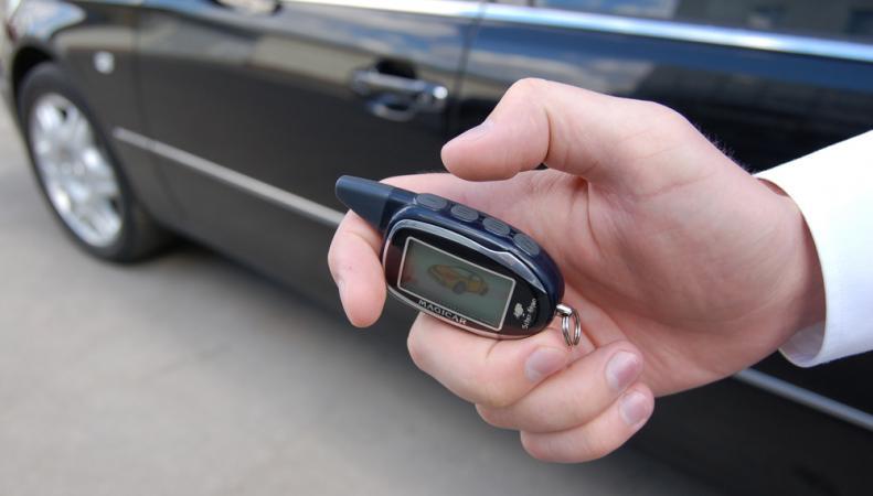 Автомобиль с кнопкой - в группе риска