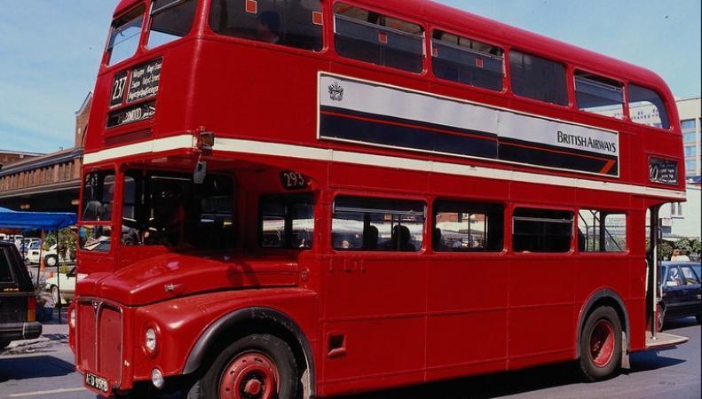 Автобусы в Великобритании планируют оснащать технологиями от Formula 1