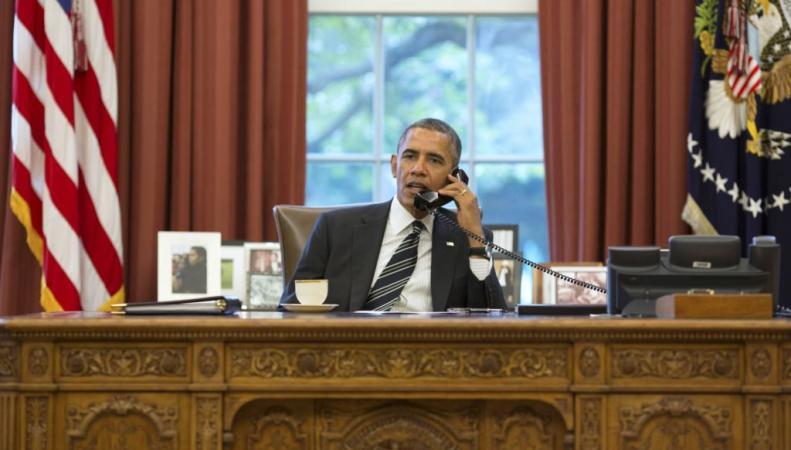 Обама и председатель Китая Си Цзиньпин обсудили ядерные переговоры с Ираном