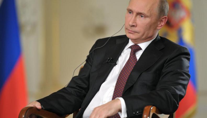 Владимир Путин: кибершпионаж является нарушением прав человека и лицемерием