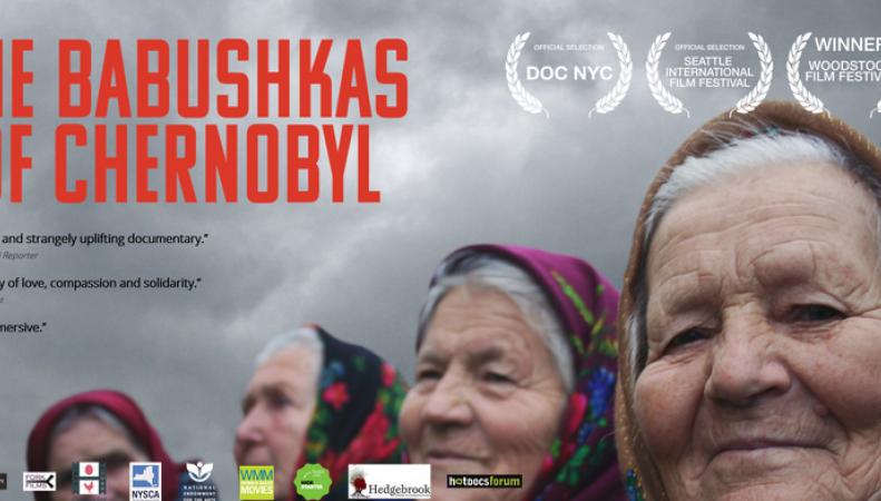 """""""Бабушки Чернобыля"""", живущие в зоне отчуждения, стали героинями документального фильма"""