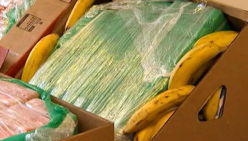 наркотики в ящиках с бананами