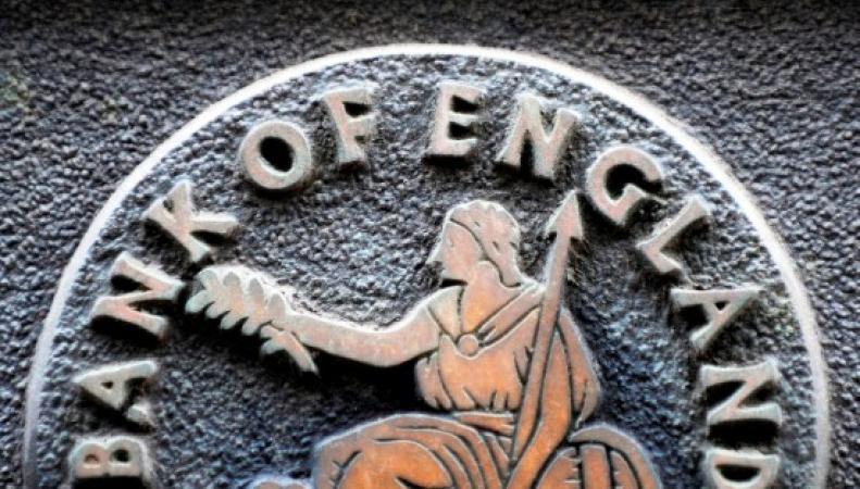 логотип Банка Англии