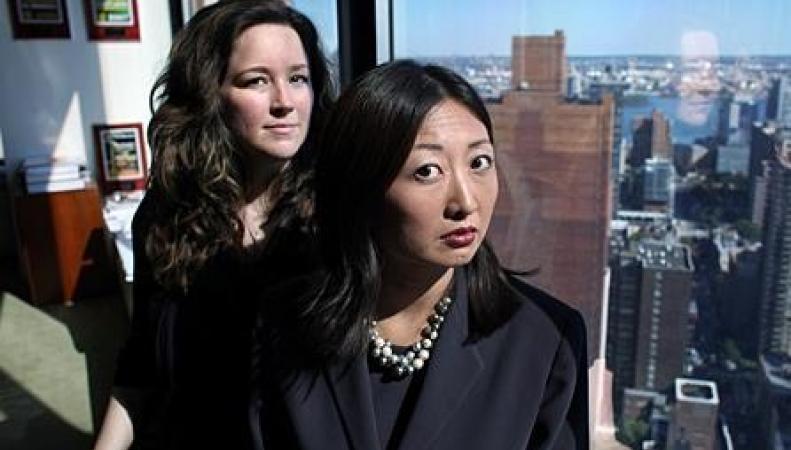 Сотрудницы банка Goldman Sachs, подававшие иск о половой дискриминации