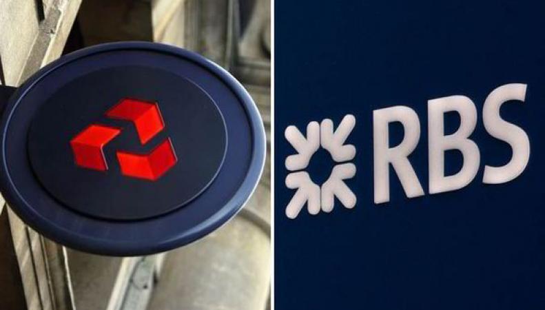 логотипы RBS/NatWest