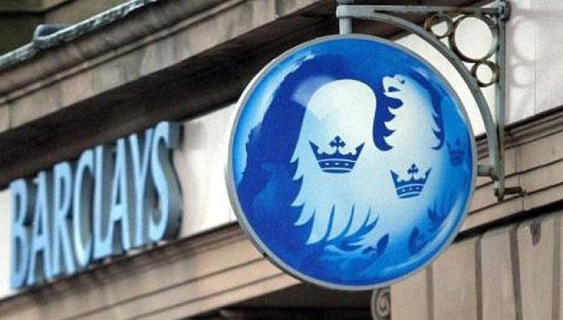 Прибыль Barclays за первый квартал падает