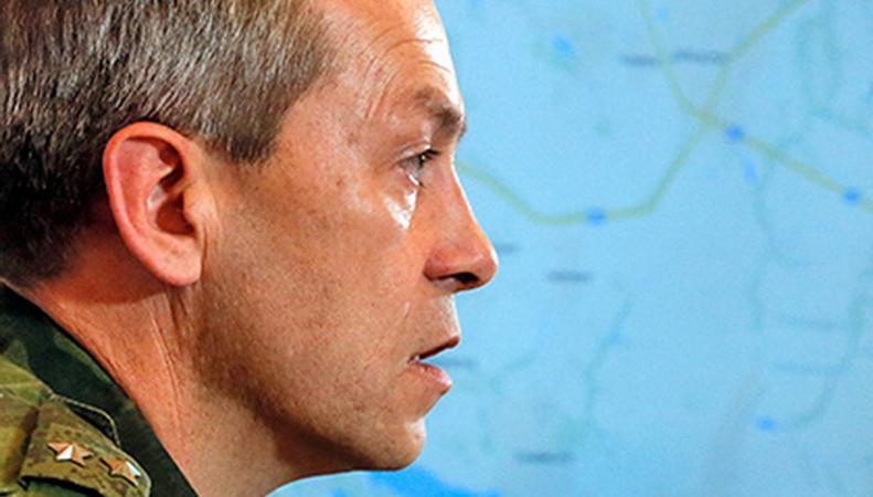 Басурин: требуется вмешательство в ситуацию на Донбассе