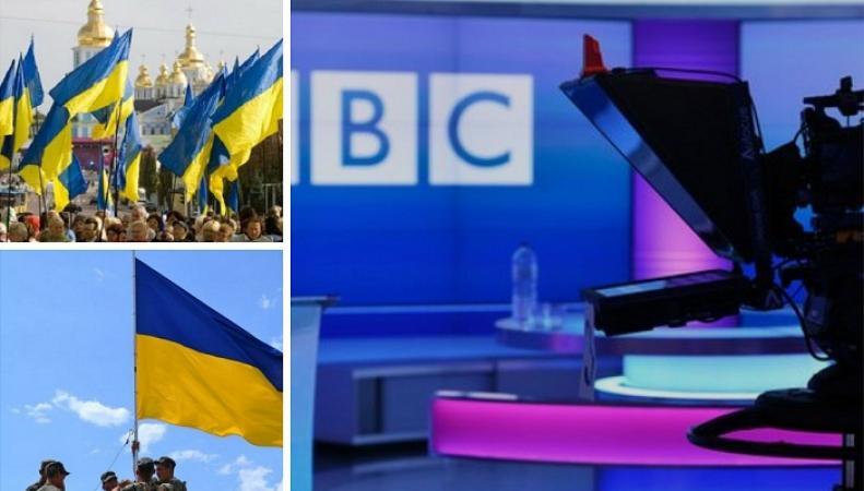 Украина внесла в список санкций журналистов BBC