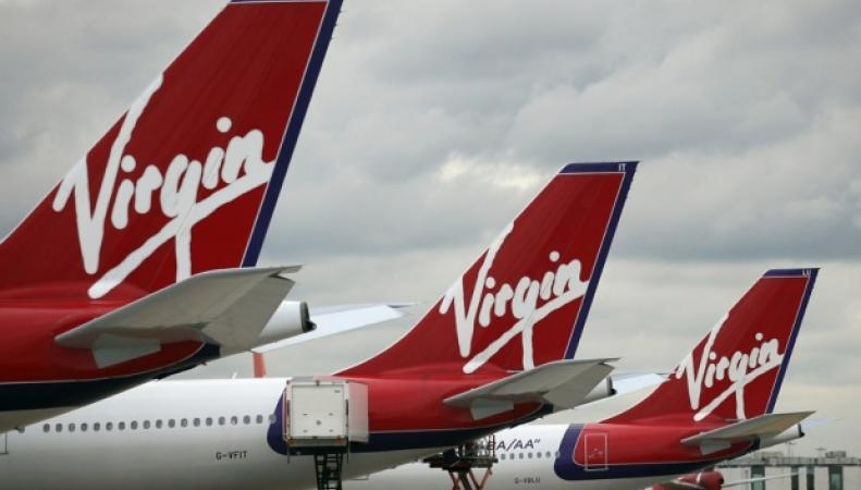 Ливрея Virgin Atlantic
