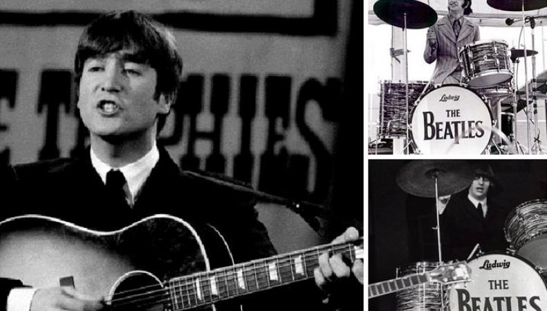 Гитара Джона Леннона продана с аукциона почти за $2,5 млн
