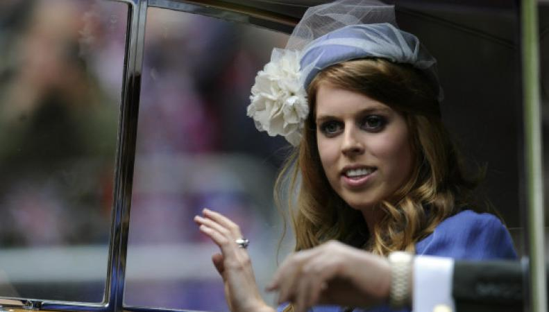 Принцесса Йоркская Беатрис