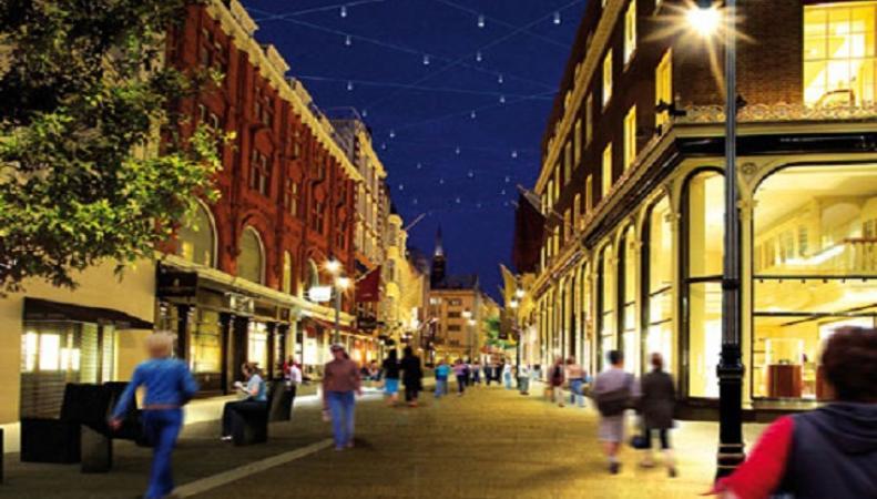 Одна из улиц Лондона попала в топ самых дорогих