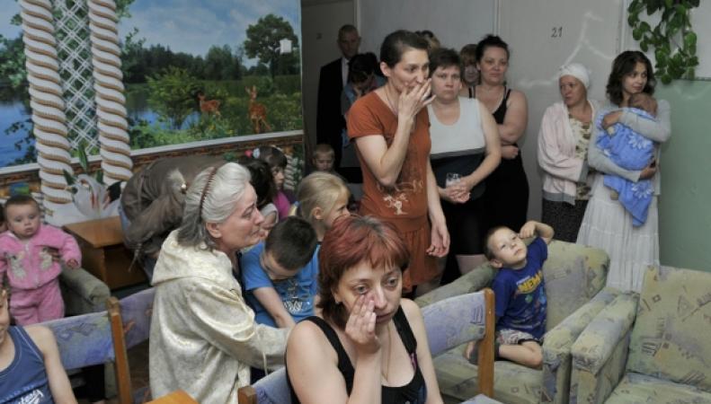 Беженцы из Украины, ЧС в России