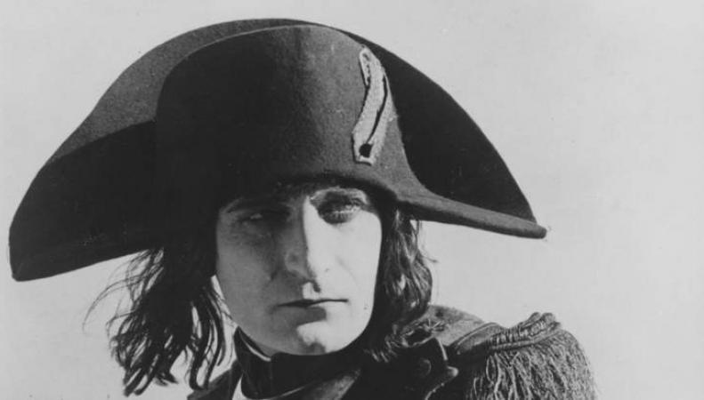 кадр из фильма о Наполеоне
