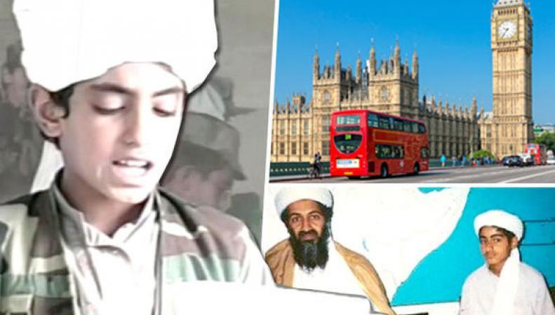 Сын Усамы бен Ладена призвал атаковать Британию и США