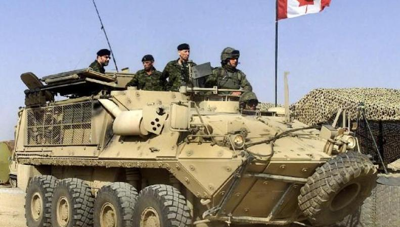 Канада пришлет на Украину воинский контингент