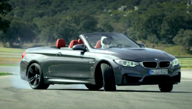 Британский комитет рекламных стандартов запретил рекламу кабриолета BMW M4