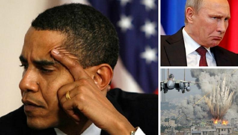 """Внешняя политика Обамы - """"доктрина сдерживания"""""""