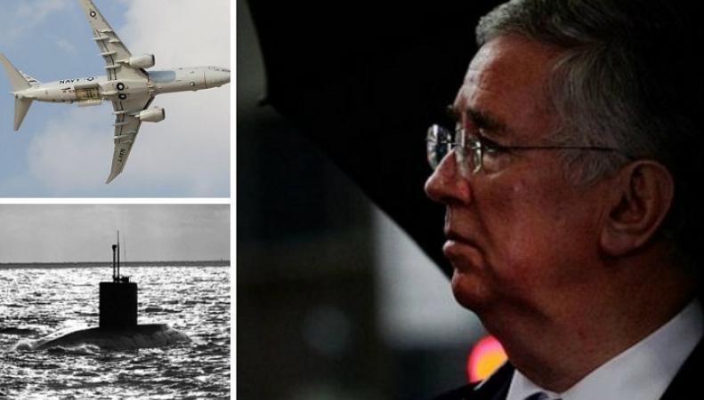 Британия опять боится российские подводные лодки