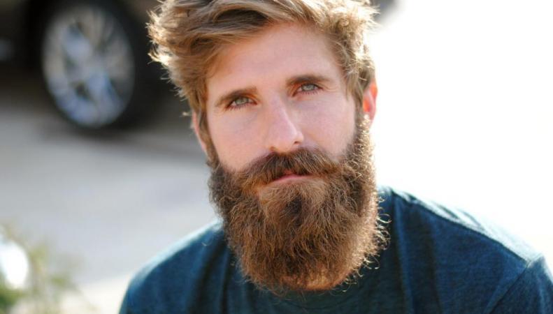 Бактерии на бороде сродни тем, что в унитазе