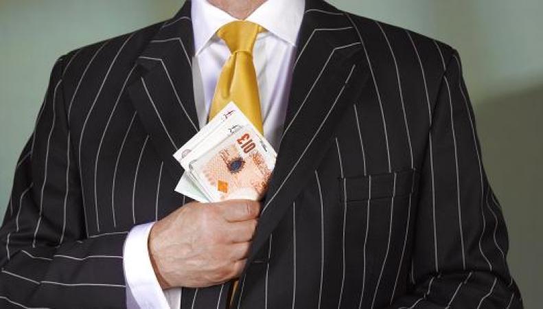 зарплаты топ-менеджеров в Великобритании