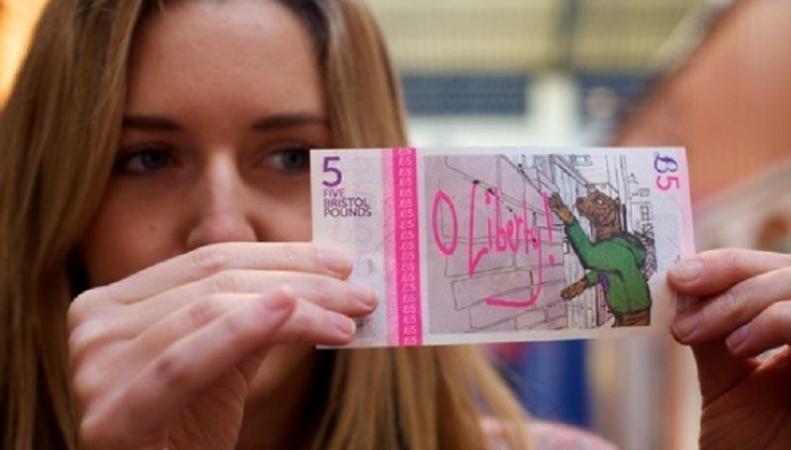 Бристольский фунт составит конкуренцию фунту стерлингов