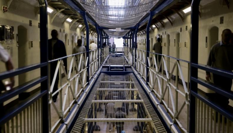 Тюрьма в Британии