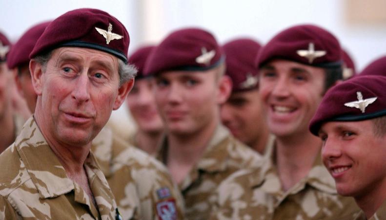Британия собирается усиливать свое военное присутствие в Восточной Европе