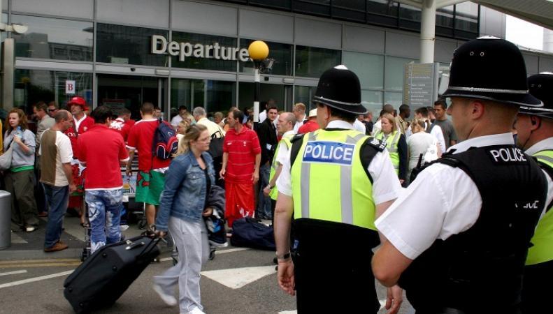 Аэропорт Великобритании