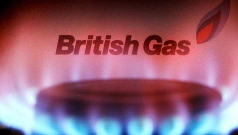 логотип British Gas