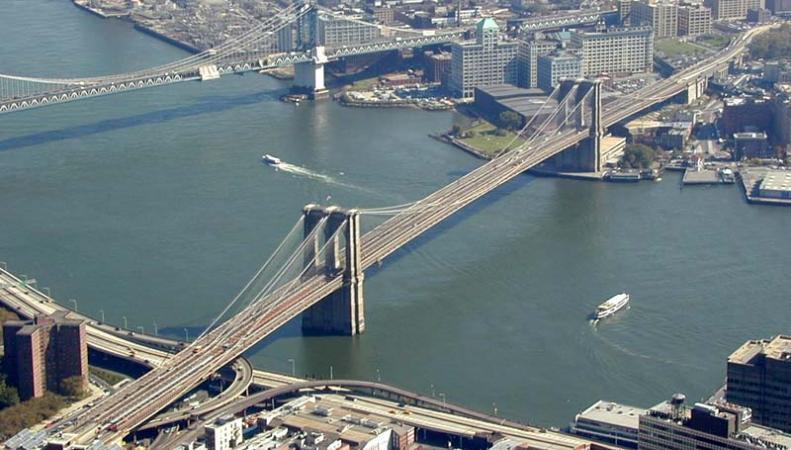 Бруклинский мост, фото: Wired New York