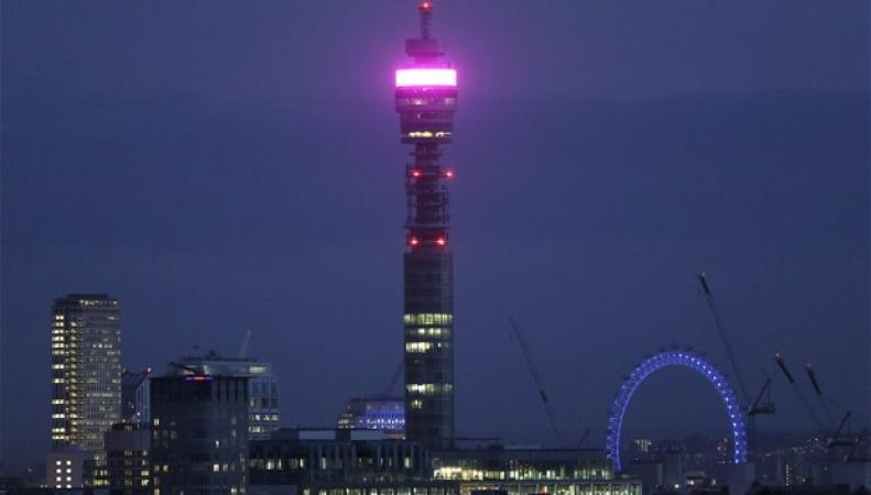 Башня BT Tower