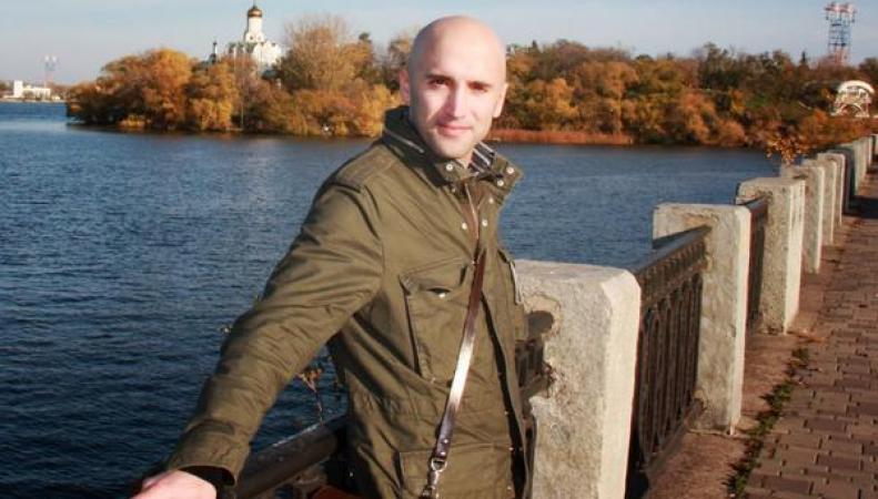 Грэма Филлипса избили сотрудники музея Бандеры