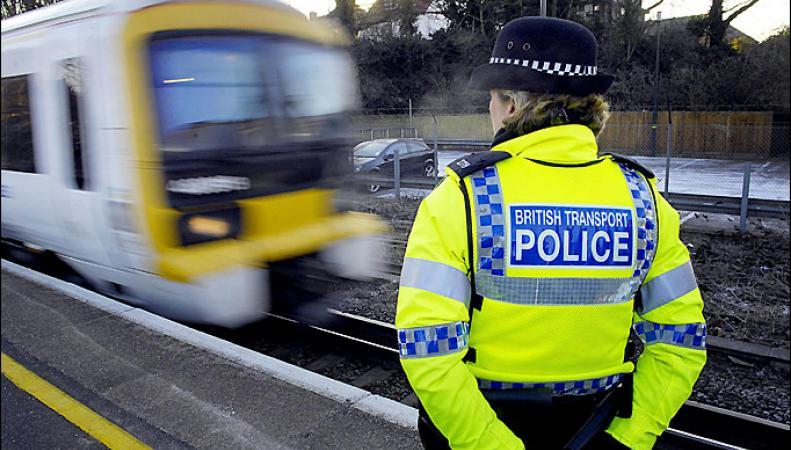 Британская транспортная полиция