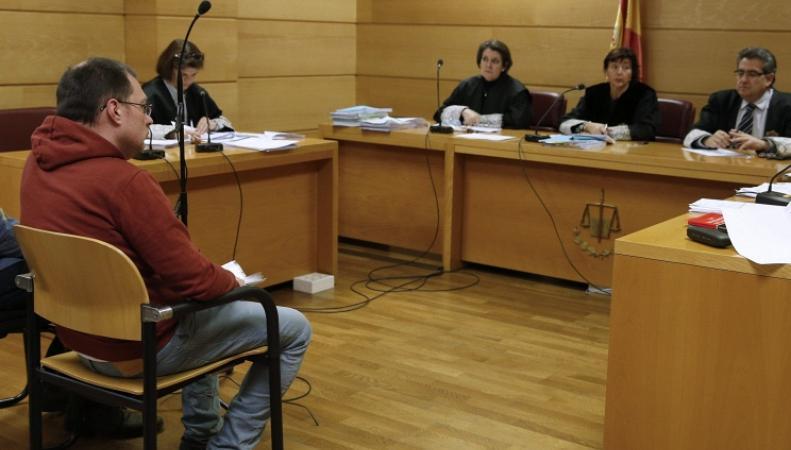 Будовский в суде Мадрида