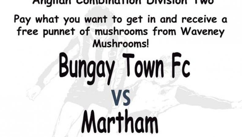 Bungay Town FC Non-League Day