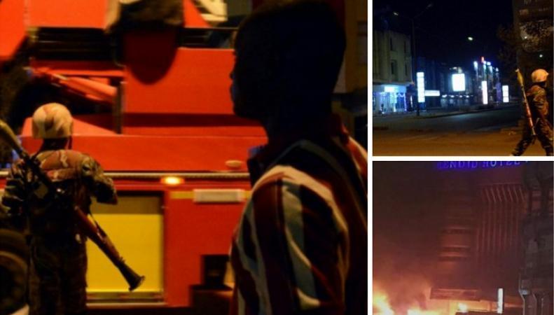 В Буркина-Фасо освобождены заложники исламских террористов
