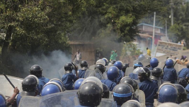 США эвакуируют граждан в связи с беспорядками в Бурундии