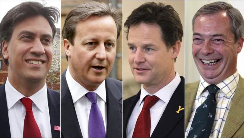 Участники предвыборных теледебатов